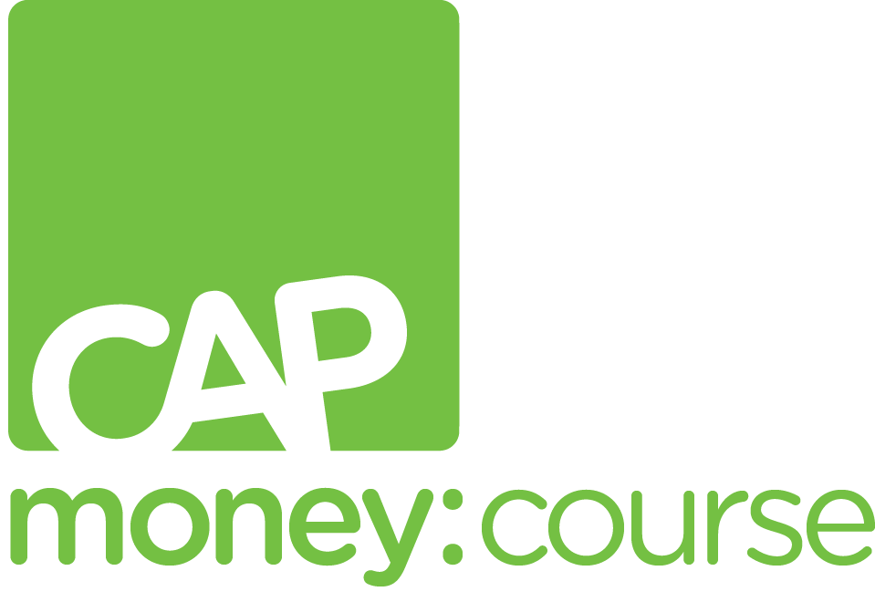 CAP Money Course logo green
